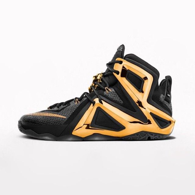 2fd09ae88e2 These Nike LeBron 12 Elite joints are  dope!!! I need a pair ...