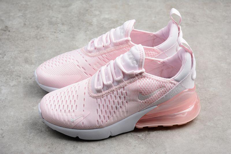 Fashion Nike Air MAX 270 pink AH8050 600   Tênis feminino