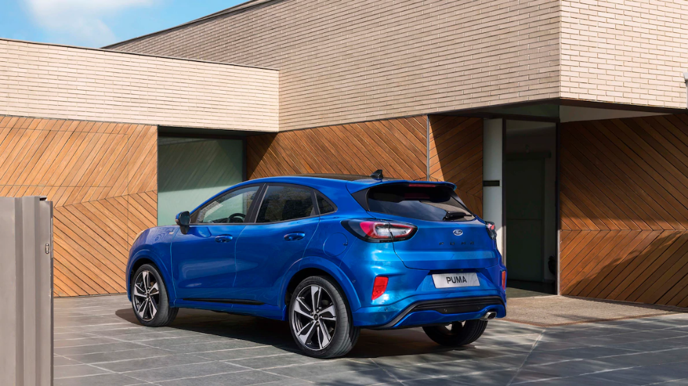 New Ford Puma Could Come To The U S Con Imagenes Ford Ford