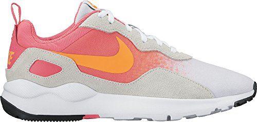Nike Women's LD Runner Pure Platinum / Tart – Racer Pink – White 882267-005