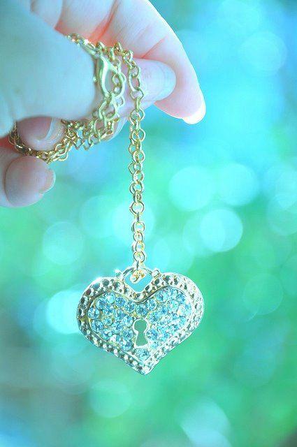 Quien tiene la llave de mi corazón?