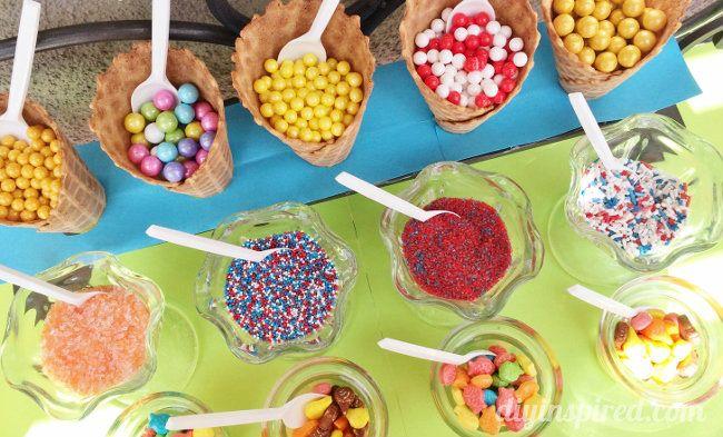 Summertime Ice Cream Party Diy Ideas