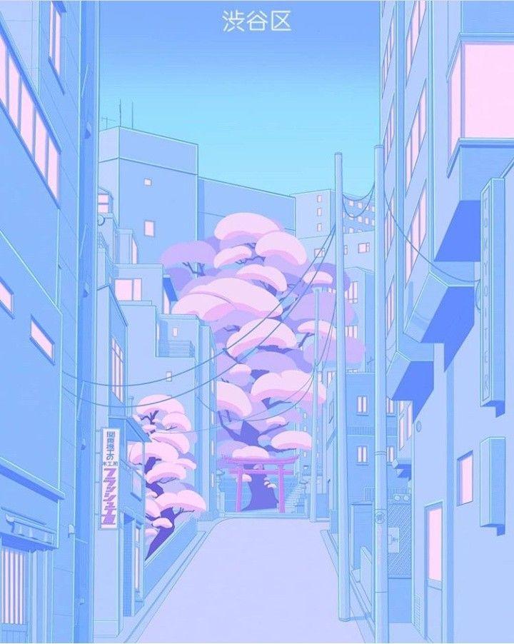 Pin By Todorokiwaifu On Pastel Stuff Aesthetic Backgrounds Aesthetic Art Anime Background