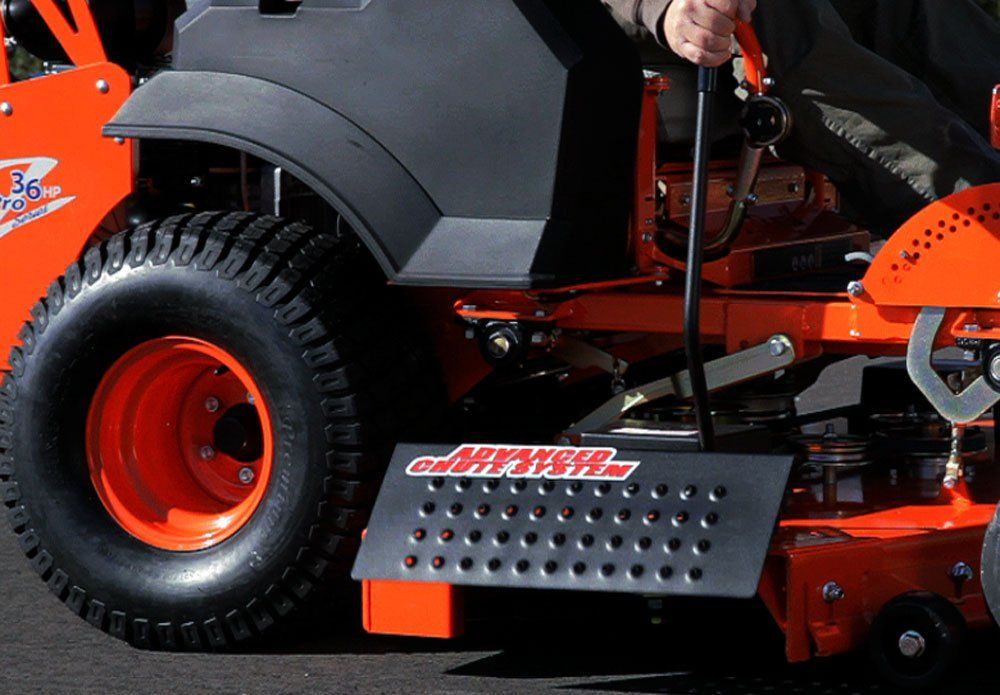 Advanced Chute System: Mower Discharge Shield *ACS6000UBS