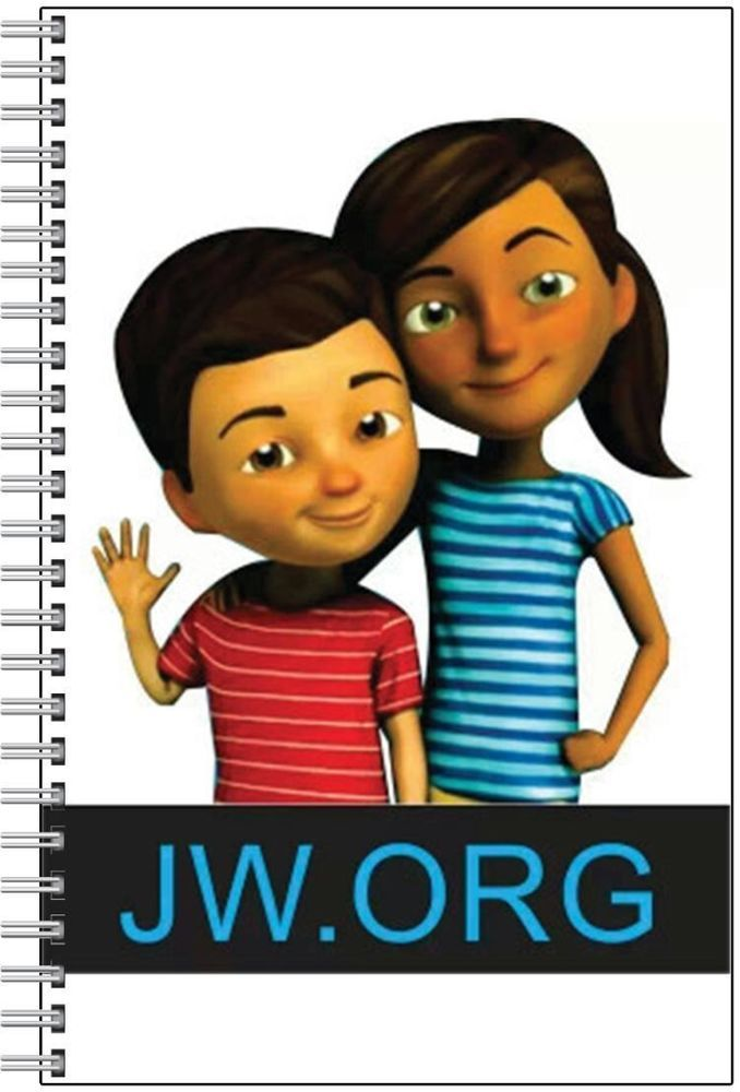 Caleb & Sophia JW org Meeting Convention Assembly Notebook