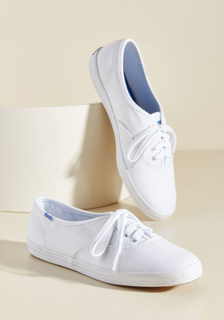 d54adc6f0788 Back to the Basics Sneaker in 8.5 - Flat - 0-1 by Keds from ModCloth ...