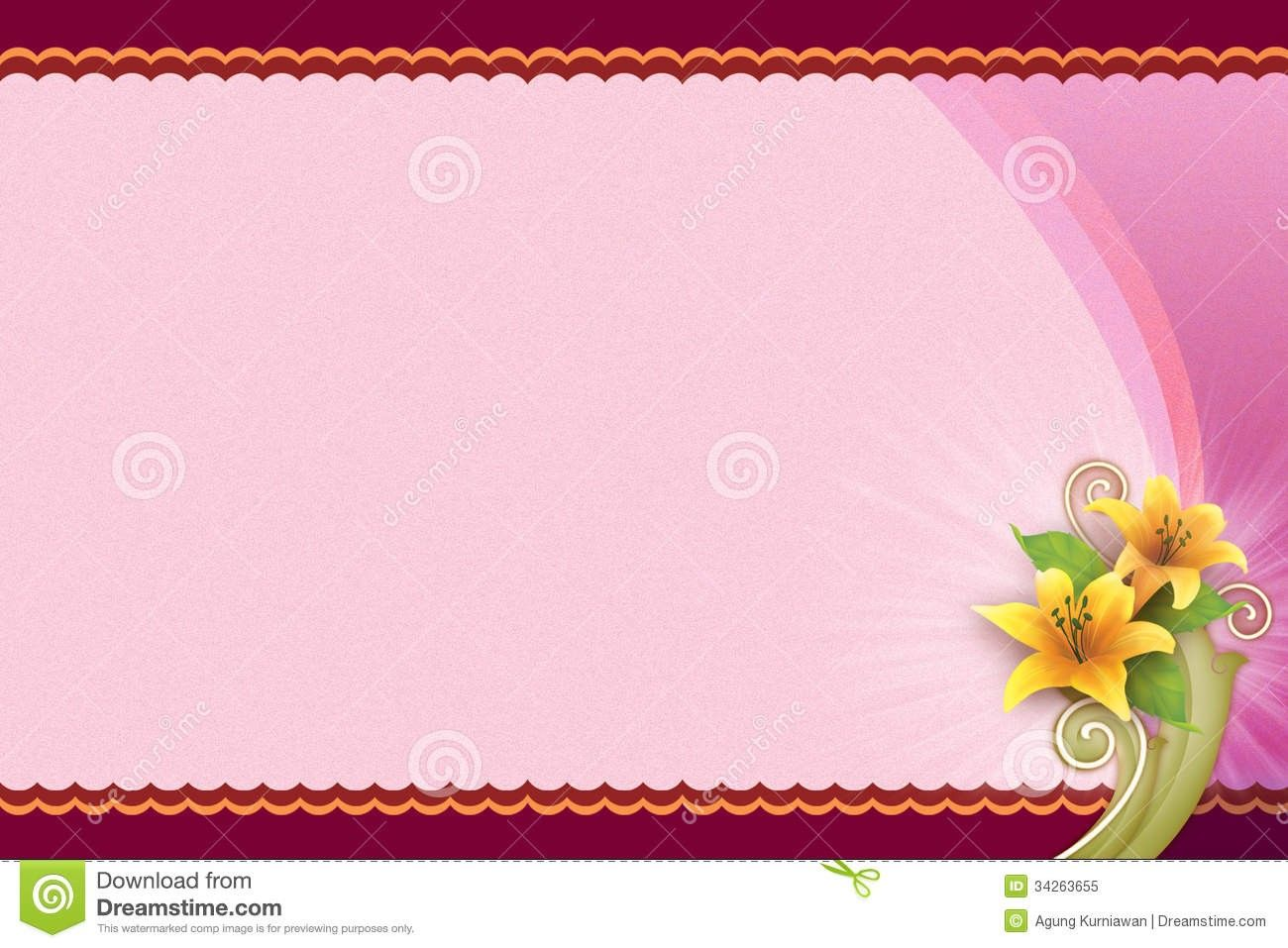 Blank Birthday Invitation Cards Blank Birthday Cards Birthday