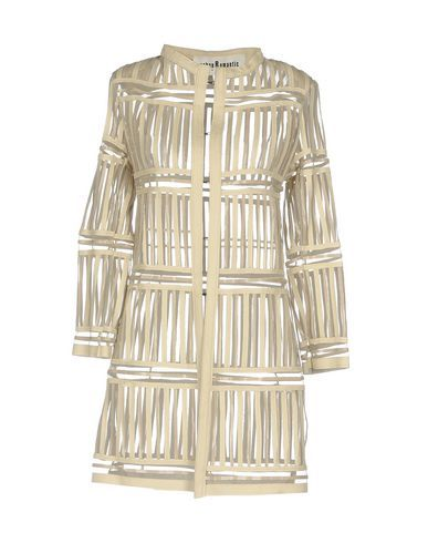 CABAN ROMANTIC Women's Overcoat Beige 8 US