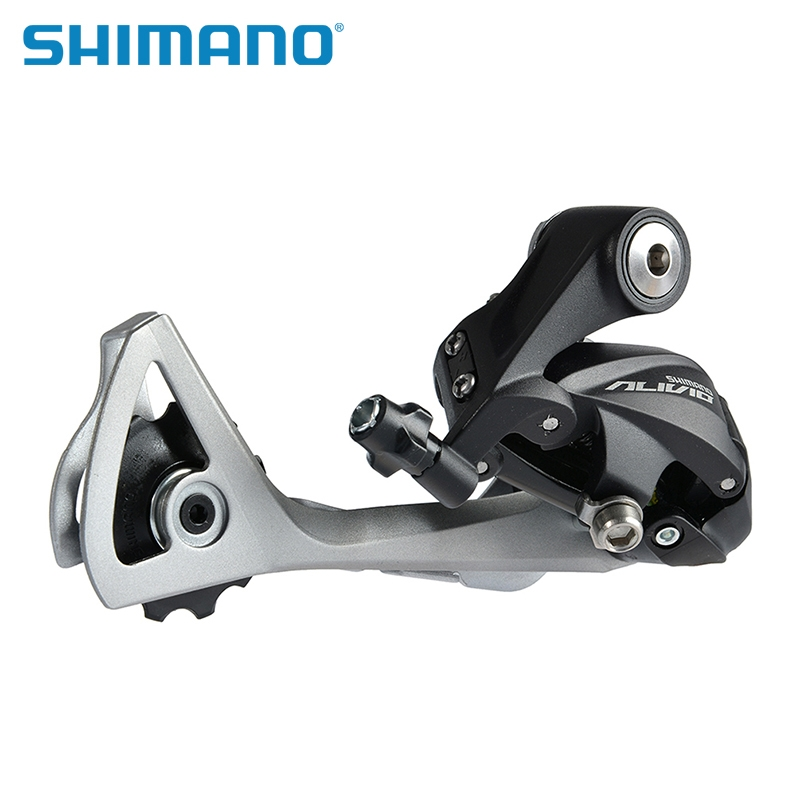 79.19$  Buy now - http://ali8xs.worldwells.pw/go.php?t=32788900853 - SHIMANO Rear Derailleur Shadow RD Long Cage 9 Speed Bicycle Rear Derailleur Alivio RD-M4000  79.19$