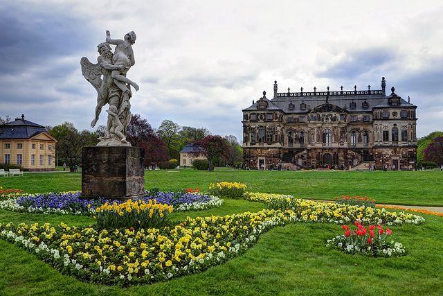Grosser Garten Great Garden In Dresden Germany Photo Visiting Pictures