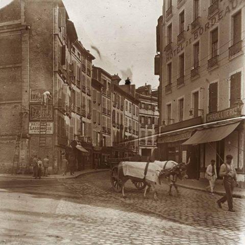 Rue Maubec Bayonne Memoria