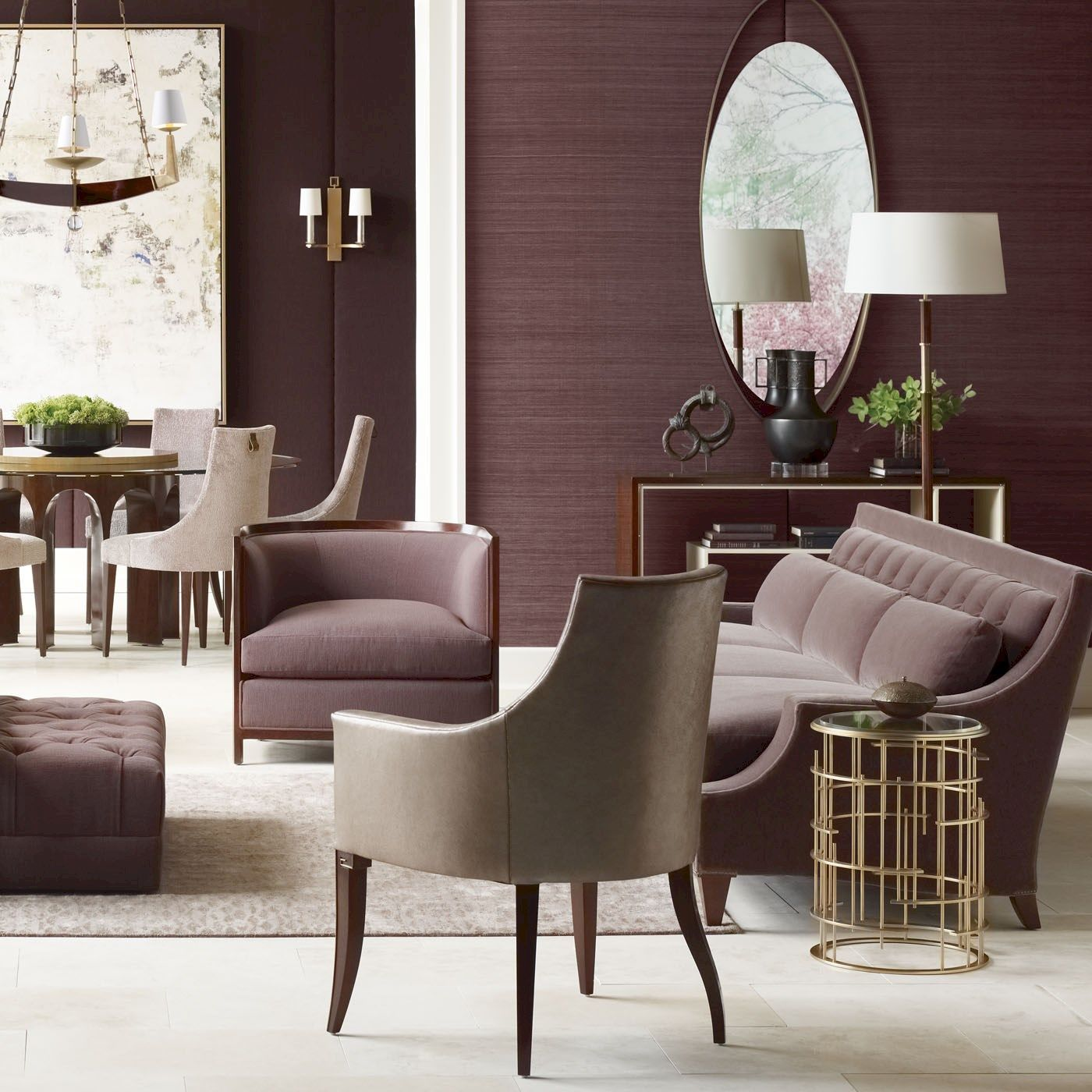 baker Furniture / Tufenkian Carpets - Tempo rug:  https://www.tufenkiancarpets