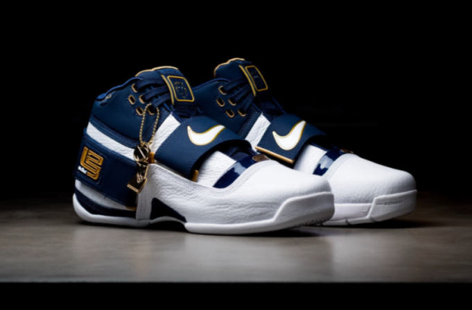 f884ad36b81bf Nike Zoom LeBron Soldier 1 25 Straight Dropping Next Week - Dr Wong -  Emporium of Tings. Web Magazine.