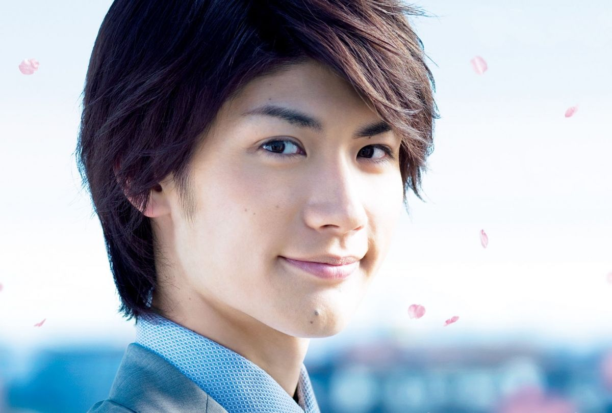 Pin By Cat Newell On Male Species In 2020 Haruma Miura Asian Actors Pretty Face