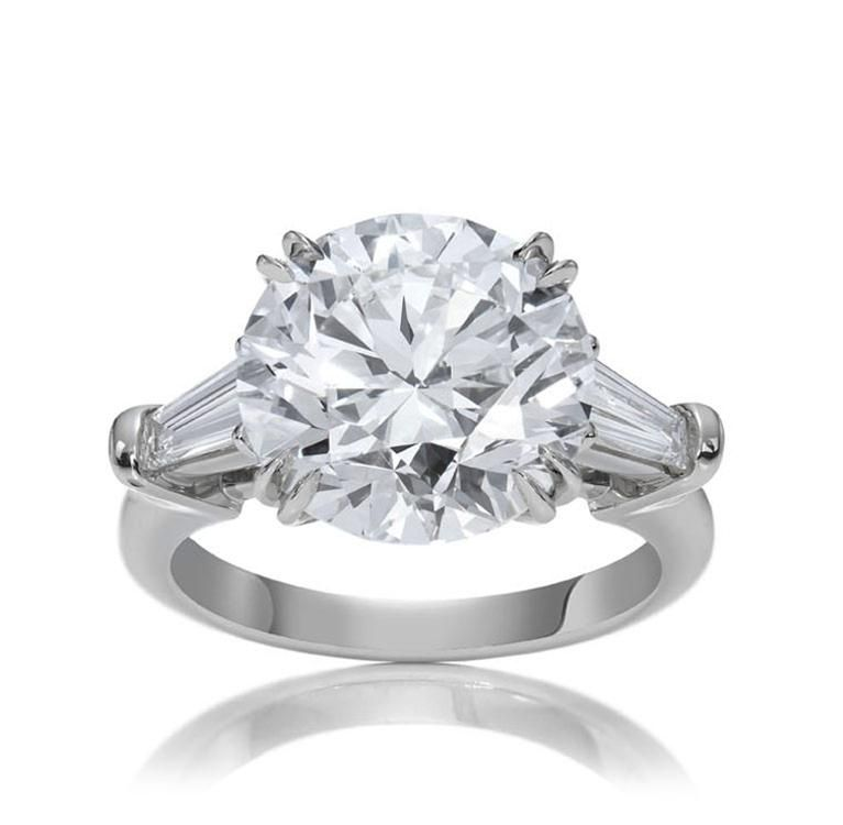 Engagement Ring Shopping: Match it to Your Personal Style. Harry Winston ...