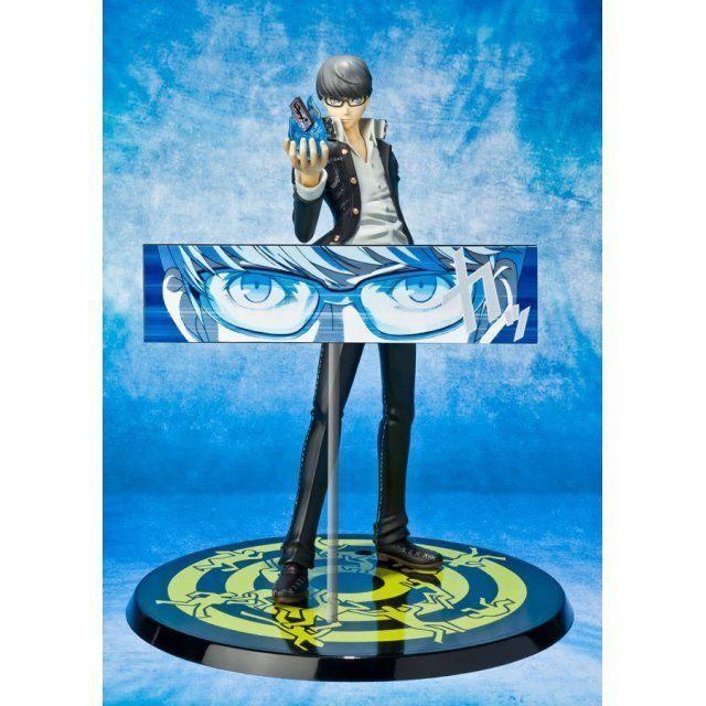 Figuarts Zero Persona 4 Yu Narukami Bandai  Figure Japan F//S Tamashii Limited