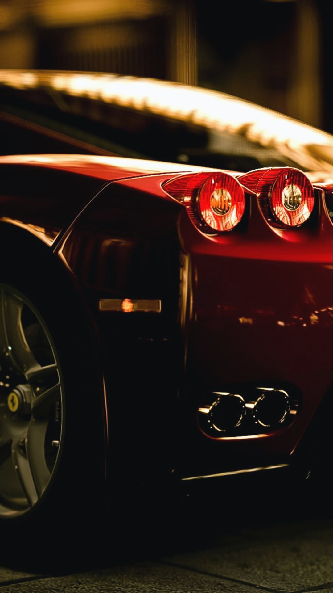 Car Back Lights Iphone Wallpapers Top Free Car Back Lights Car Iphone Wallpaper Iphone Wallpaper Video Iphone