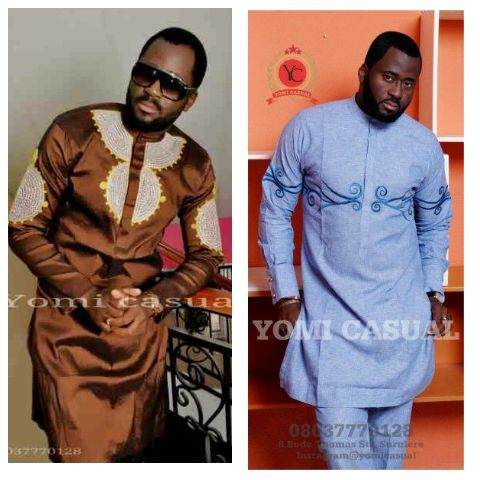 Buy nigerian native clothes online
