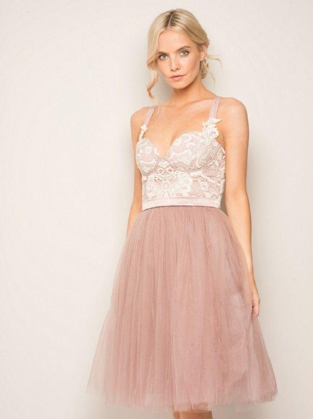 Chi Chi Selina Dress Petite Dresses Hot Pink Prom Dress Backless Dress Formal