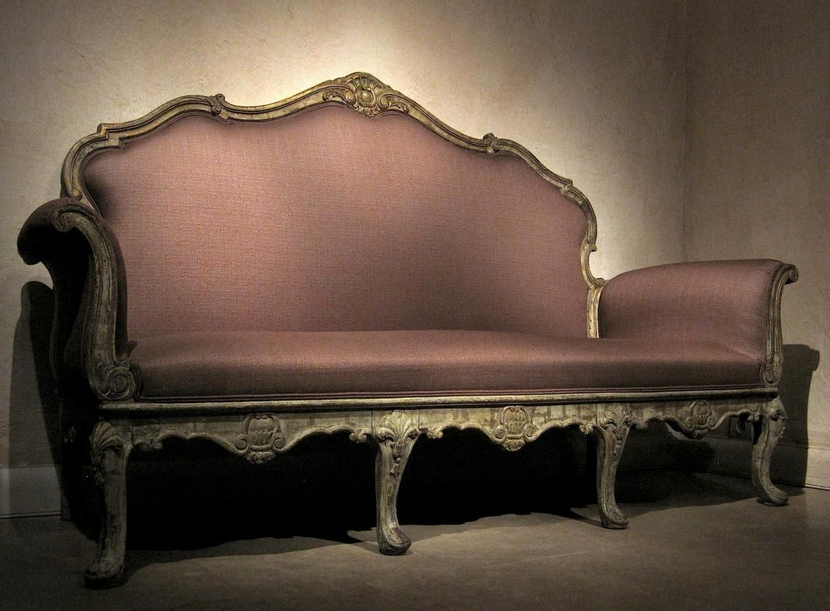 Baroque Sofa Bed Air Price In Mumbai Italy 19th Century For Sale On