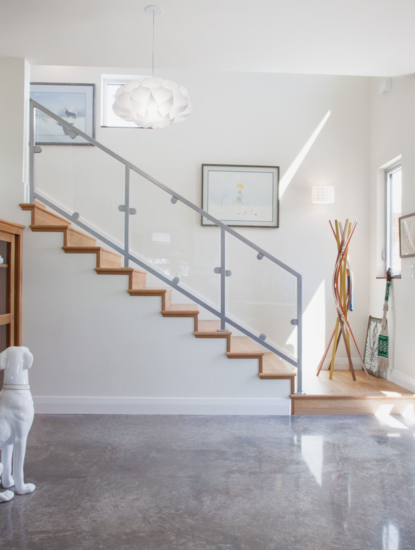 12 Gorgeous Concrete Floors That Are Surprisingly Livable