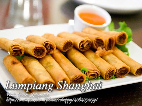 Lumpiang Shanghai Panlasang Pinoy Meaty Recipes Recipe Shanghai Food Spring Rolls Filipino Recipes