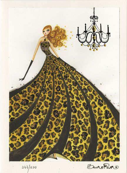 couture-leopard by Bella Pilar