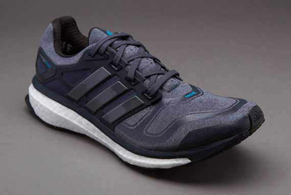 new product cc3d4 64ffb adidas Energy Boost 2 - Mens Football Shoes - Dark Onix-Carbon  Metallic-Solar Blue   ADIDAS       Pinterest   Football shoes, Adidas and  Metallic