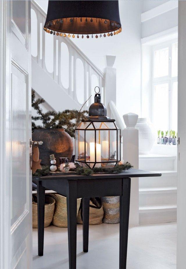 die besten 25 tine k weihnachten ideen auf pinterest rustikale tischkerzen blumenk bel grau. Black Bedroom Furniture Sets. Home Design Ideas