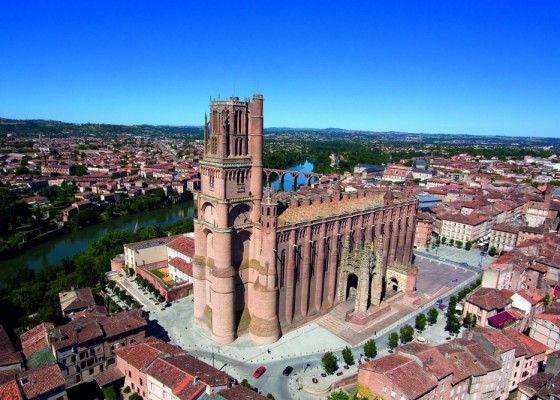 Discover Toulouse-Lautrec's City of Albi
