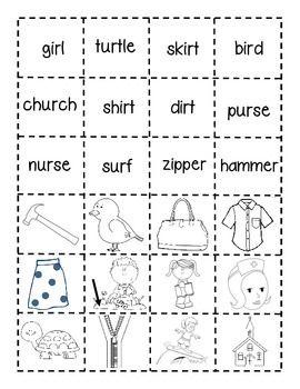 43++ Er spelling pattern worksheets Top
