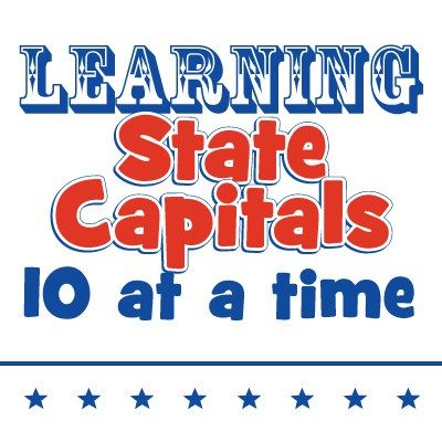 50states.com - States and Capitals