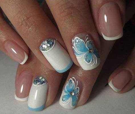 Top 20 nail art designs in 2016 wonderful nails pinterest top 20 nail art designs in 2016 prinsesfo Gallery