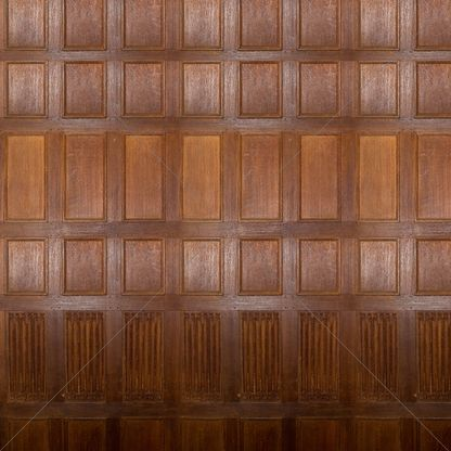 Bring the elegance of a mansion house to your photos with this rich, dark wood panel backdrop