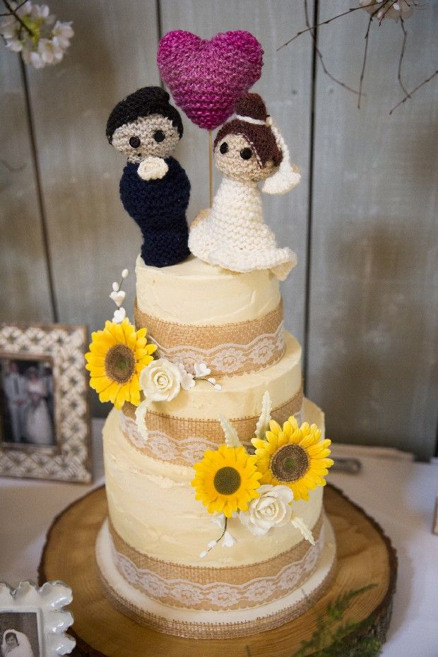 12 Incredibly Cute Personalised Cake Toppers | Cake, Wedding cake ...