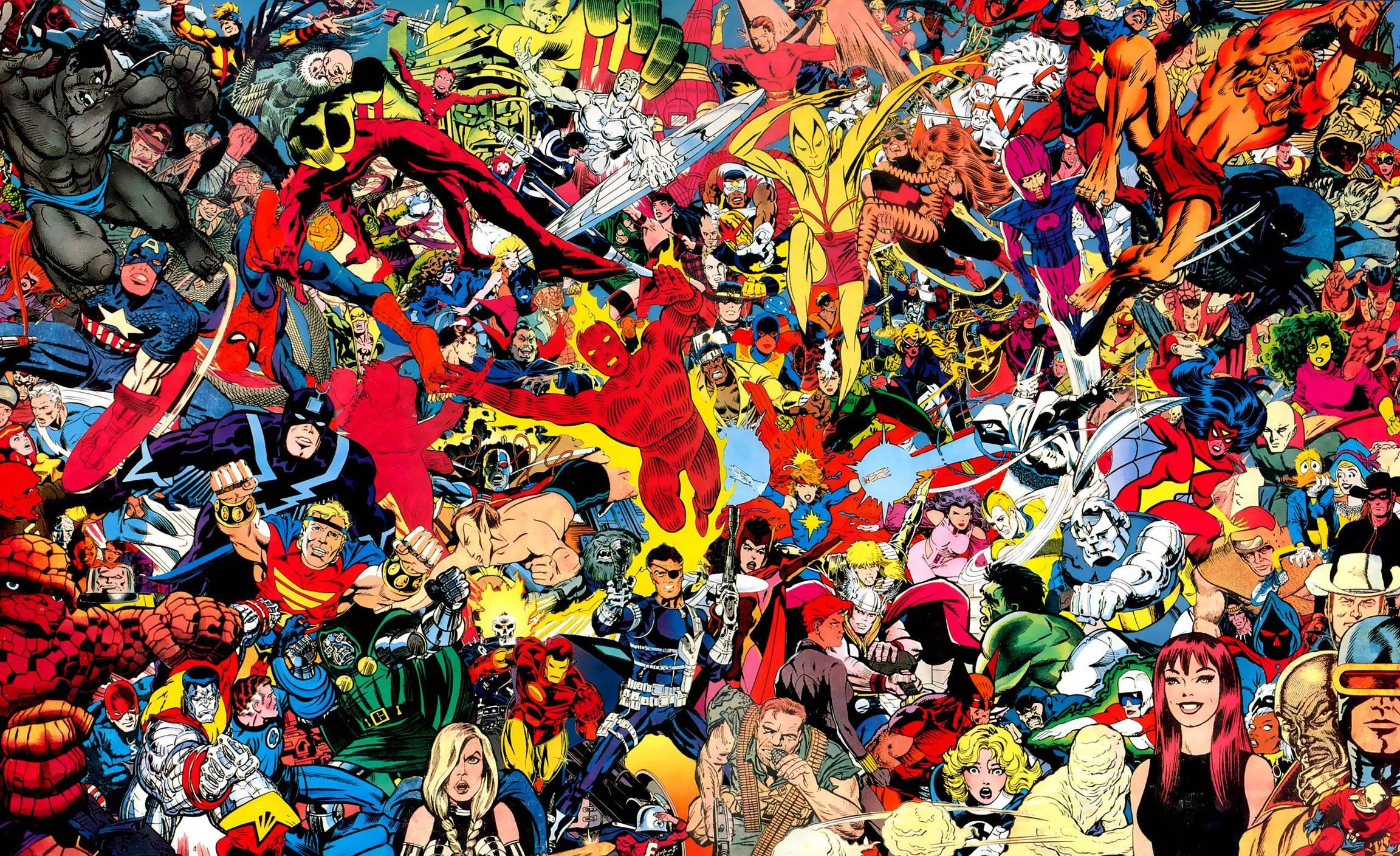 Classic Marvel Comics Wallpaper Images Comics Pinterest Marvel