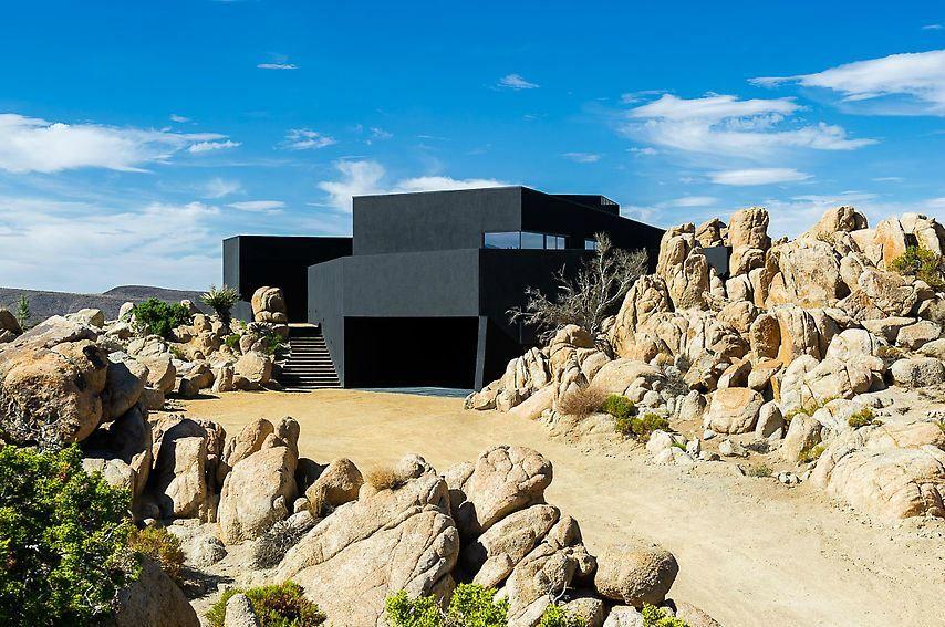 12++ Haus in der wueste Trends
