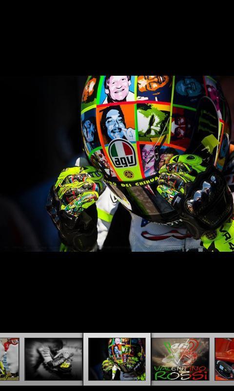 Valentino Rossi Wallpaper