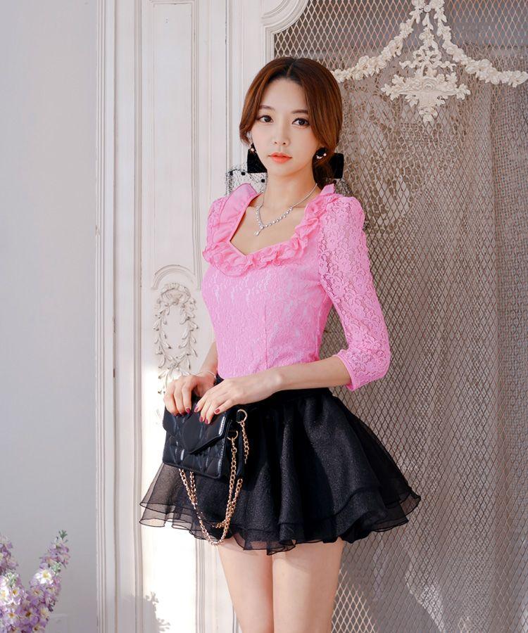 Black Designer Short Skirt - SoFashioning.com | FASHION | Pinterest ...