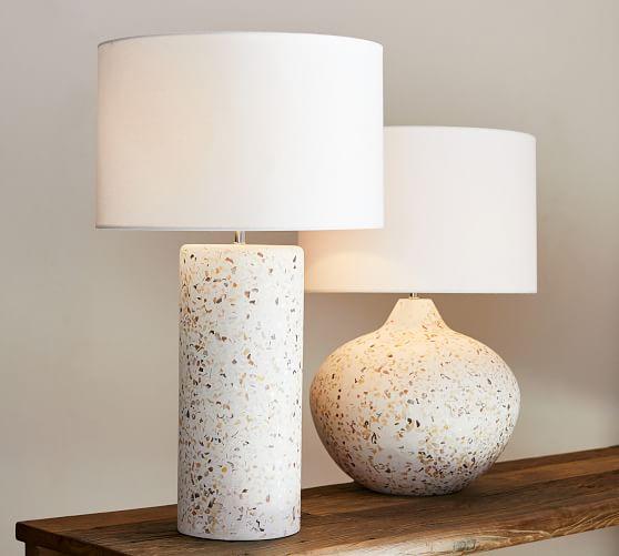 Capri Terrazzo Table Lamp Table Lamp Terrazzo Table Lamp