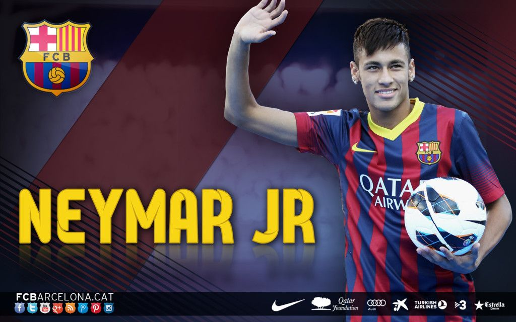 Neymar Jr Wallpaper Fc Barcelona