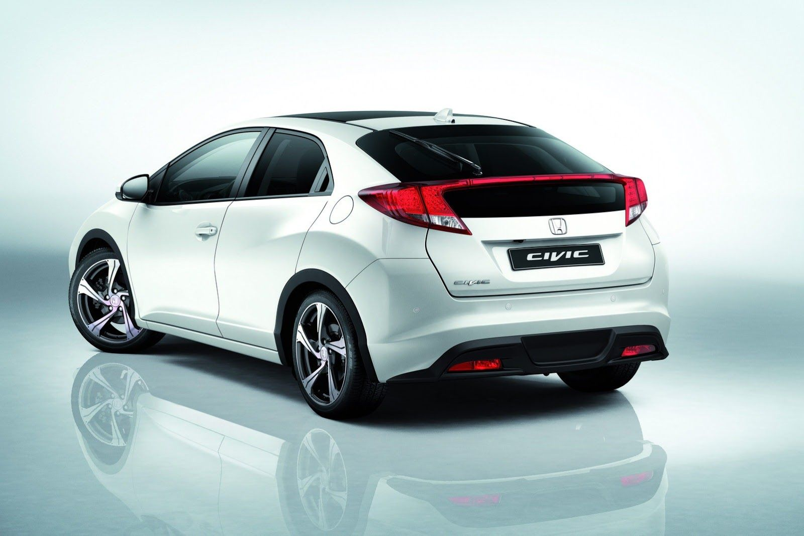 2013 Honda Civic Hatch Aero Pack Style European Version Honda Civic Hatchback Honda Civic Honda
