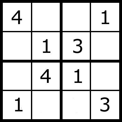 photo regarding Sudoku Printable for Kids titled Sudoku Puzzles for Little ones at  Library