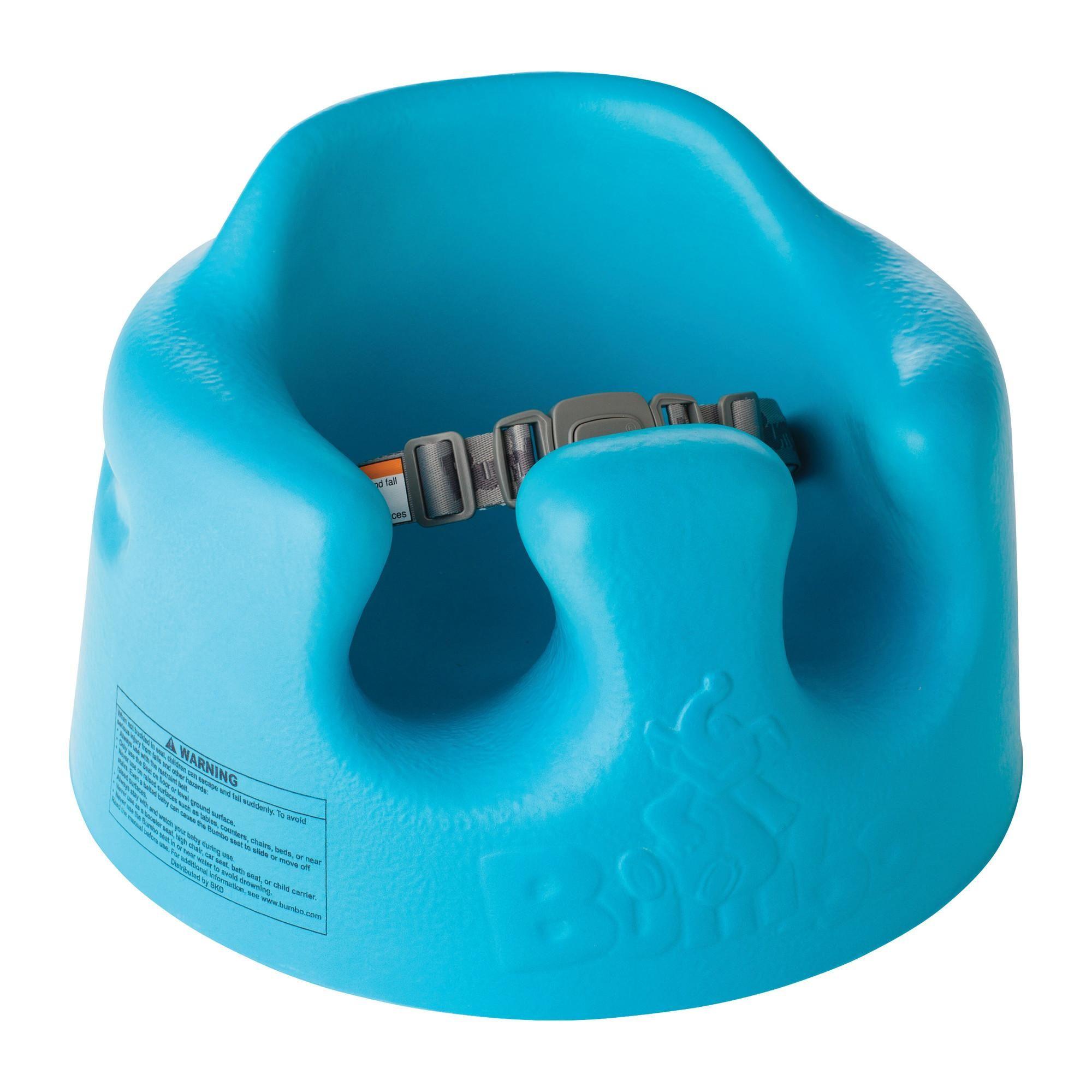 Amazon.com : Bumbo Floor Seat, Blue : Infant Sitting Chairs : Baby ...