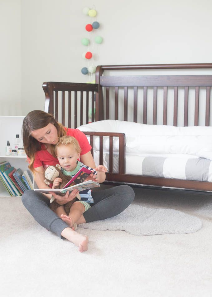 Best Transitioning To A Big Boy Bed With Dock A Tot Boys Ahoy 400 x 300