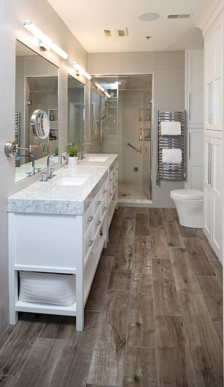 10 Wonderful Diy Master Bathroom Ideas Remodel On A Budget Bathroom Remodel Master Small Bathroom Remodel Small Master Bathroom