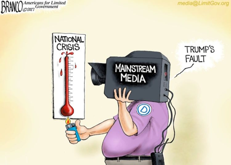 Hard Truth About The Media Trump And Our Latest National Crisis
