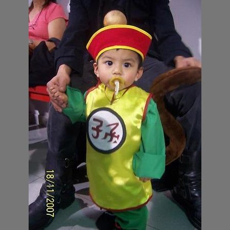 Pin By Chuli Snaki On Dragon Ball Z Baby Cosplay Baby