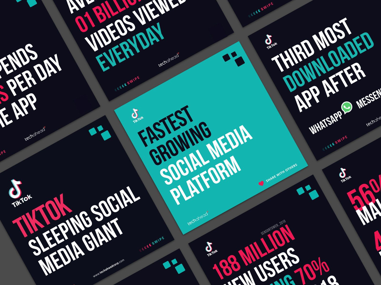 We Will Grow And Promote Your Tiktok Account Organically Social Media Marketing Services Social Media Marketing Digital Marketing Social Media