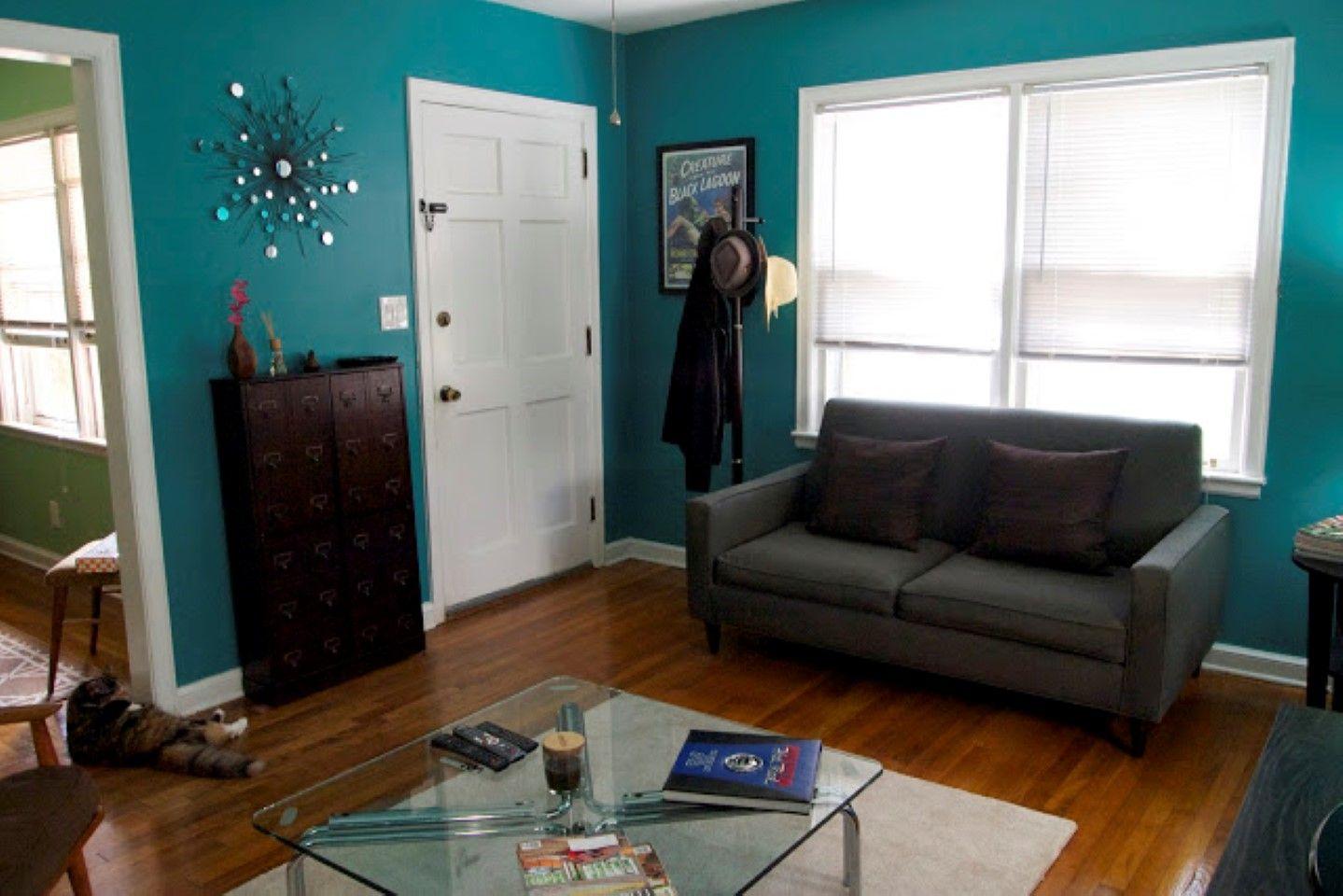 25+ Dark teal living room decor info